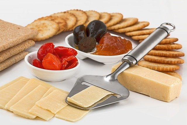 cheese slicer dairy products