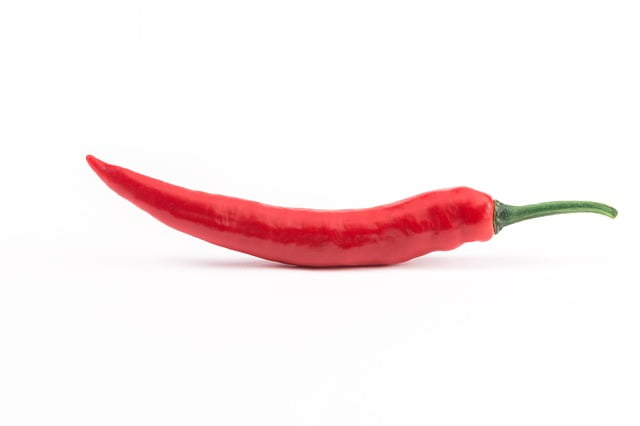 chili paper Healthy Diet For Lungs