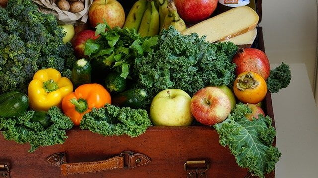 Fruits are the Healthy Diet For Lungs