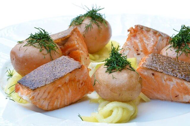 salmon is best Foods for Lungs Health