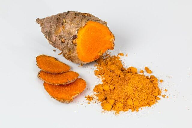 turmeric is best Foods for Lungs Health