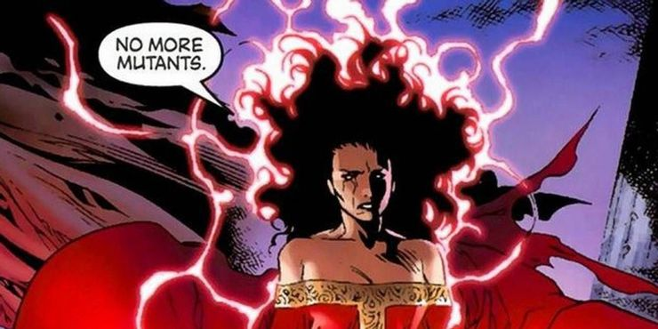 Scarlet Witch is Marvel's Strongest Avenger in Comics